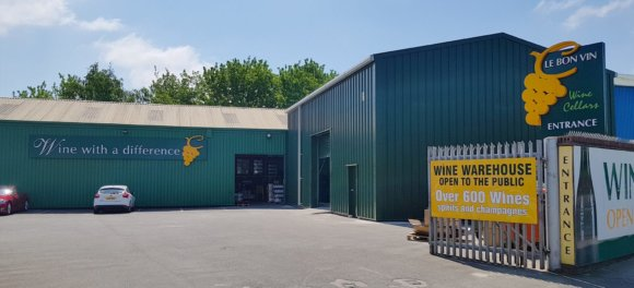Le Bon Vin Warehouse