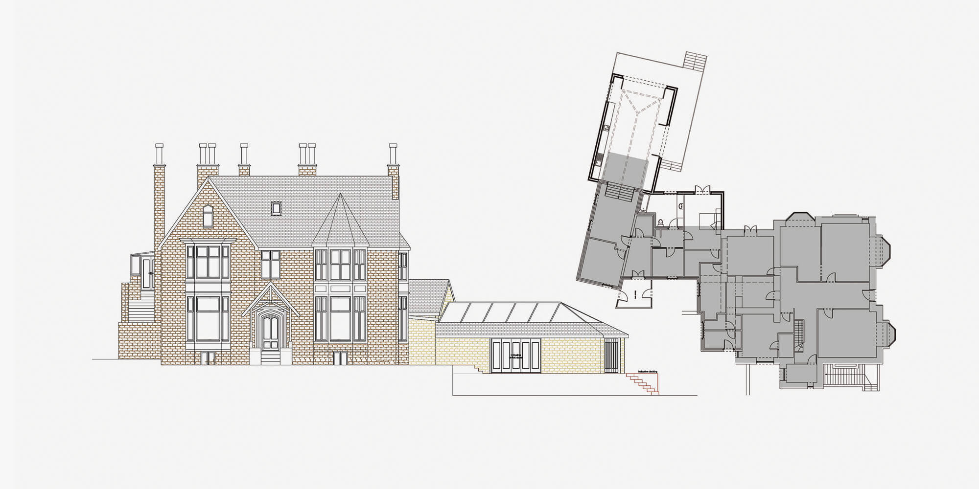 Fulwood House Extension