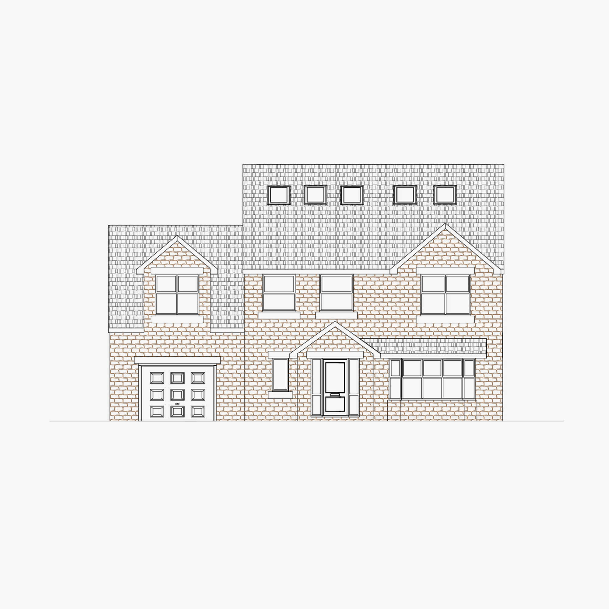 Eckington House Reconstruction