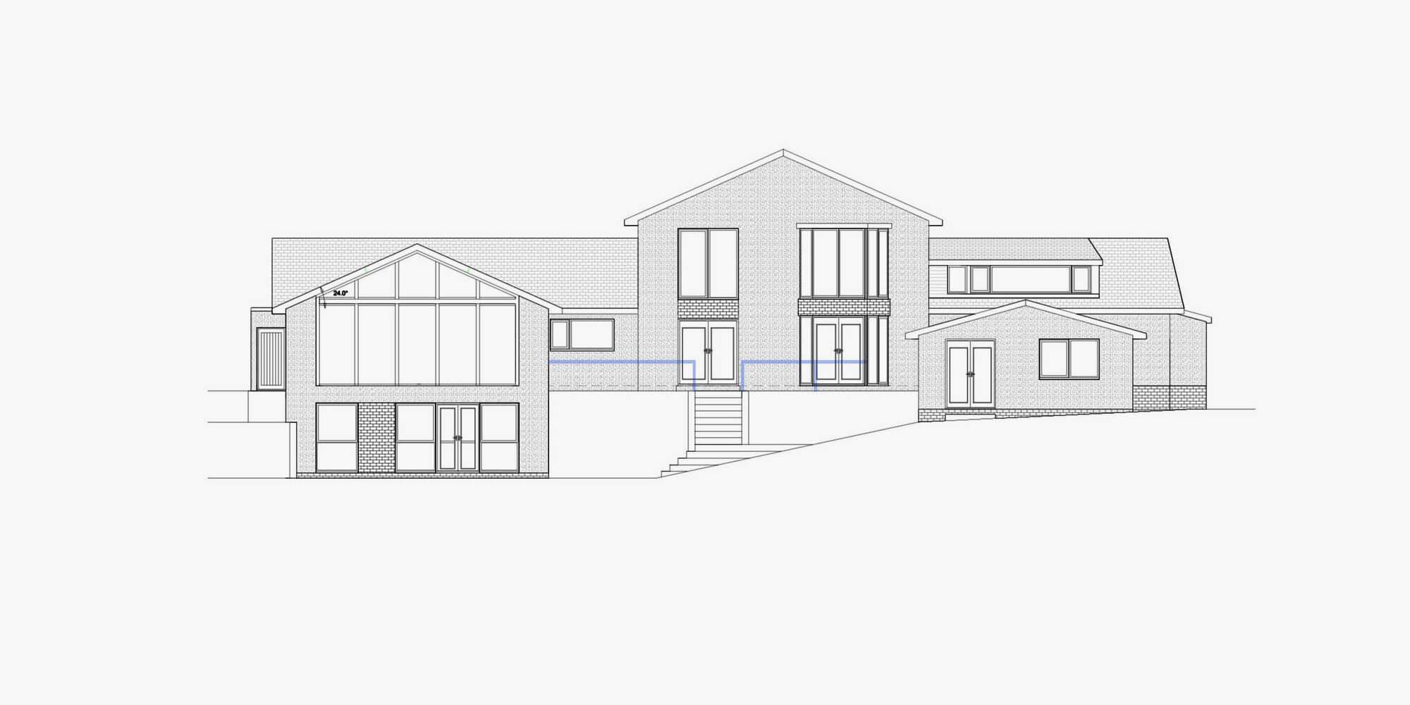 Ashfurlong House extension