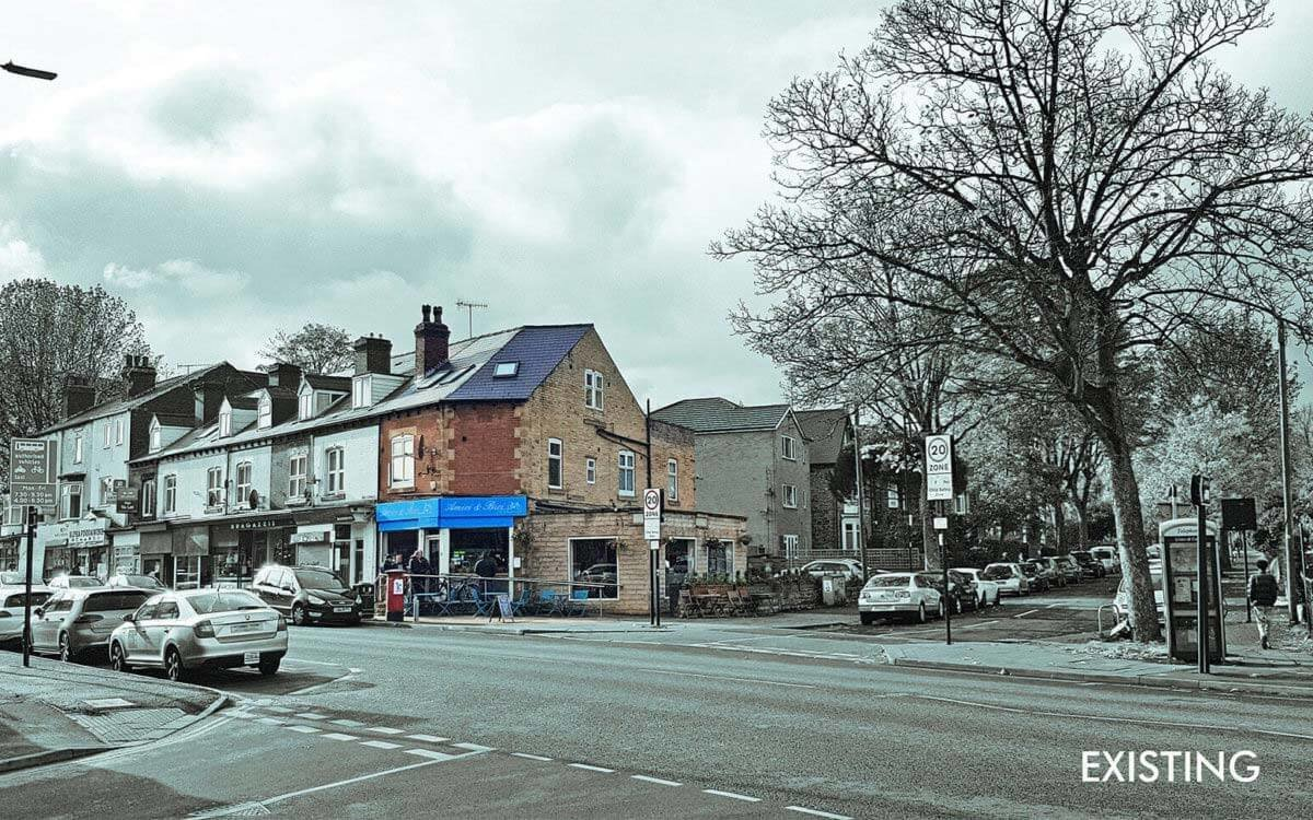 Sheffield Commercial Property Extension