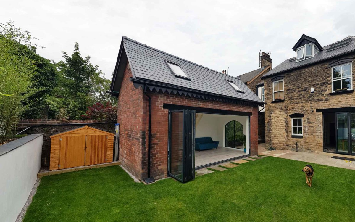 Coach House Renovation Sheffield
