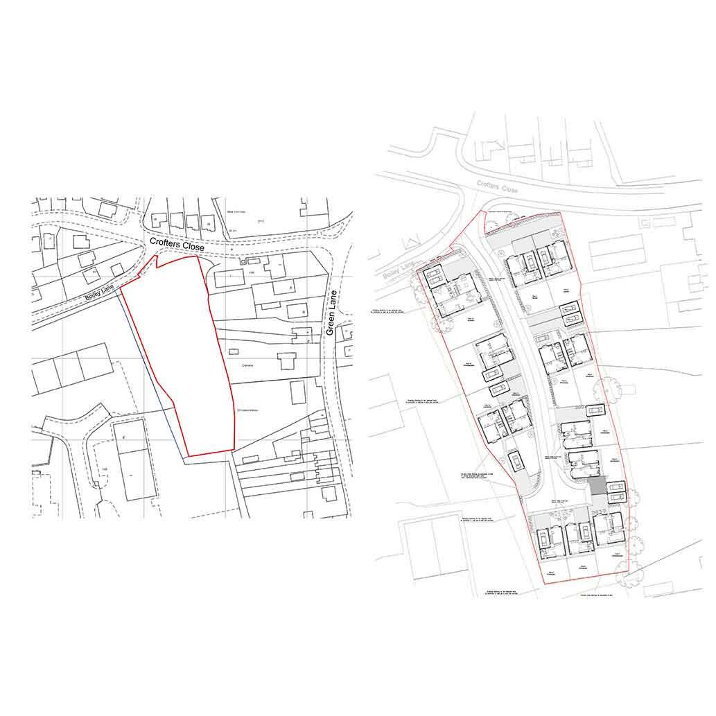 Commercial Land Development Ecclesall Design