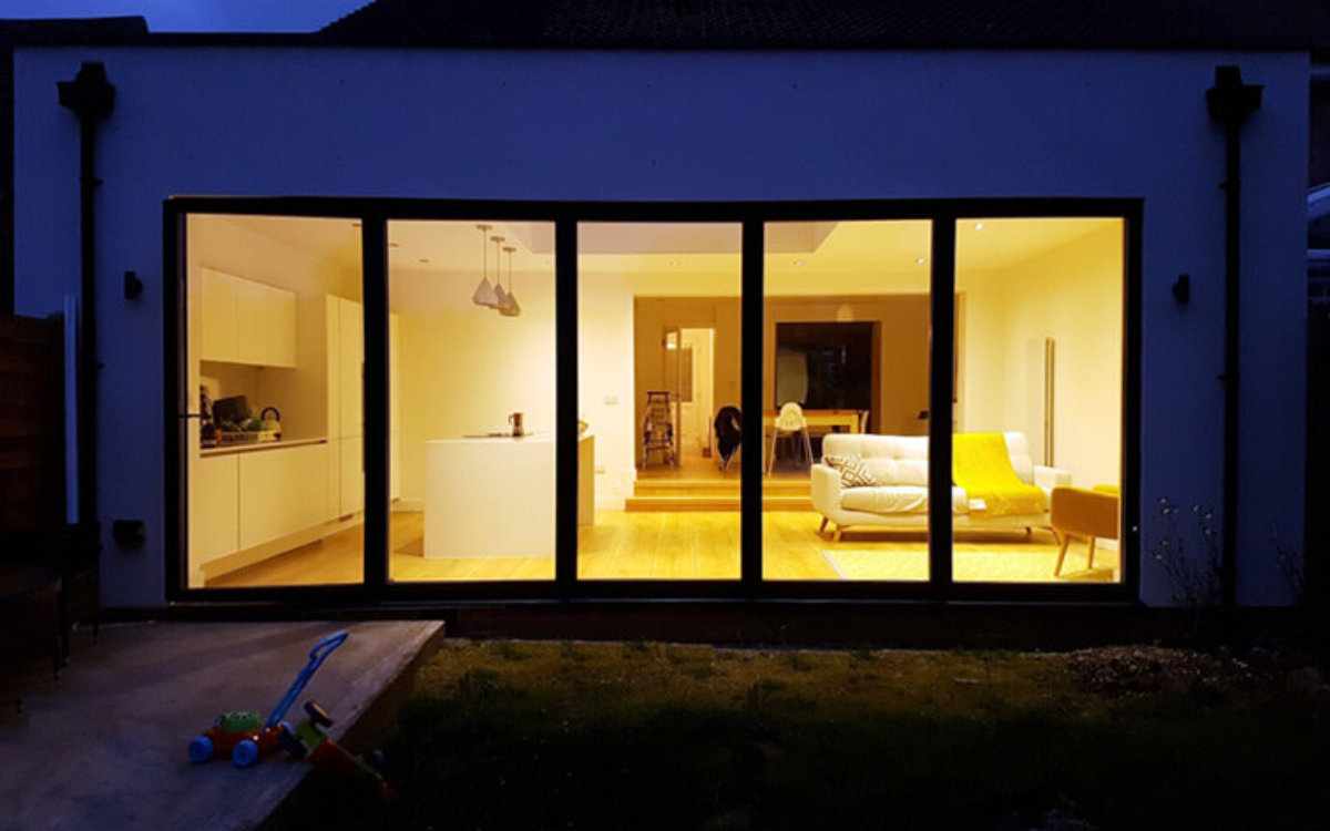 Sheffield Single Storey House Extension