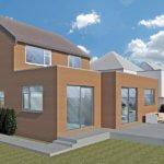 Architect Sheffield Rear Single Storey Extension