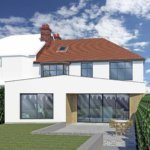 Double and Single Storey House Extension Sheffield