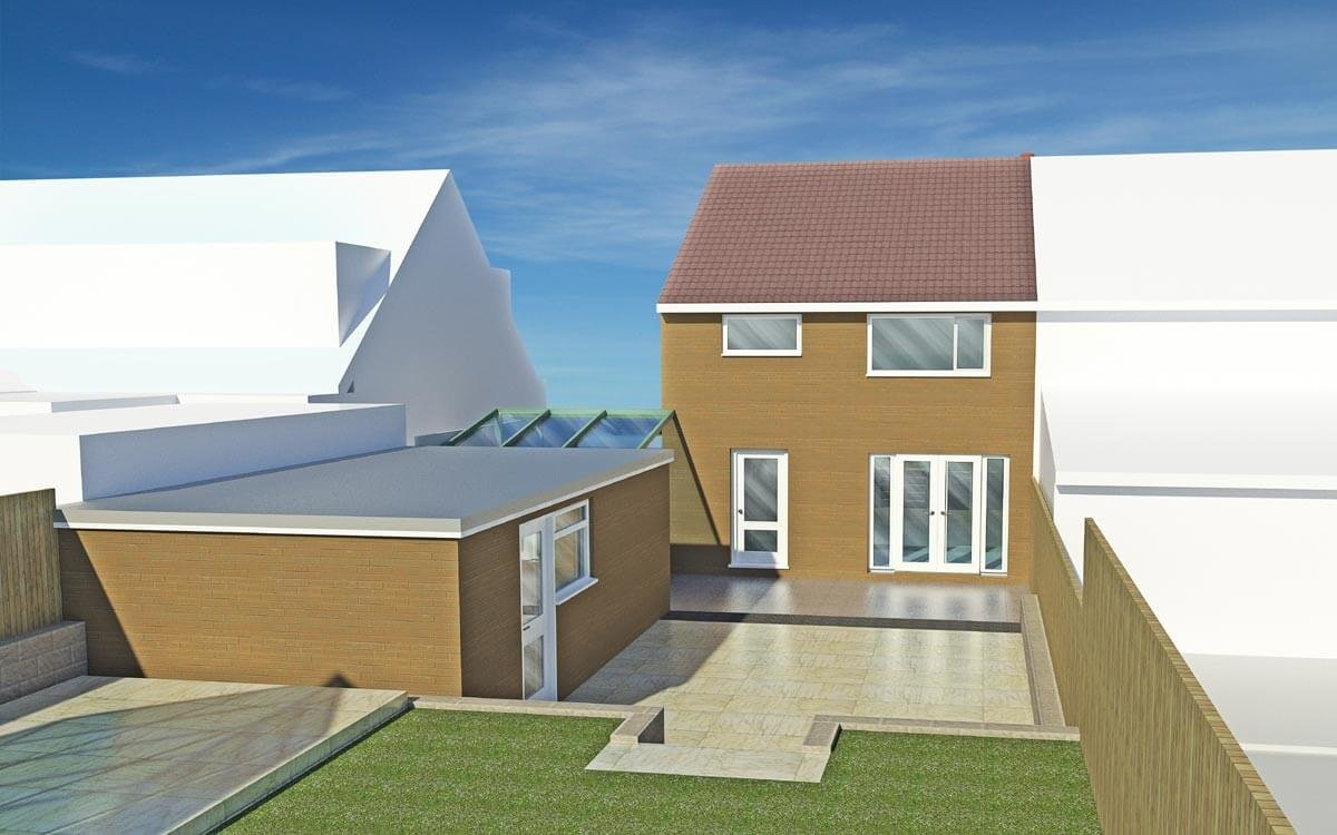 Side Extension Architect Sheffield