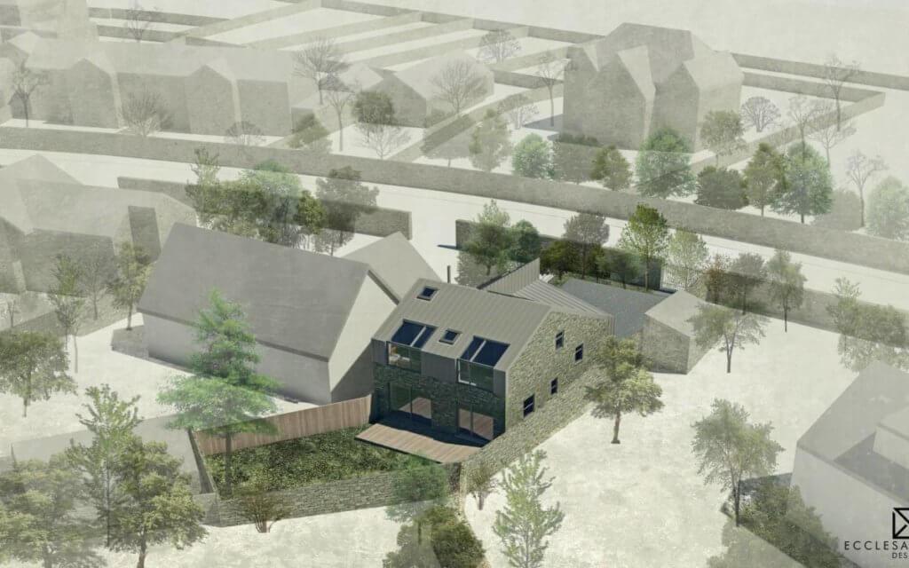 Architect greenfield development