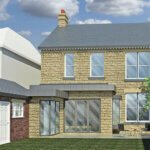 Sheffield Chippinghouse House Extension