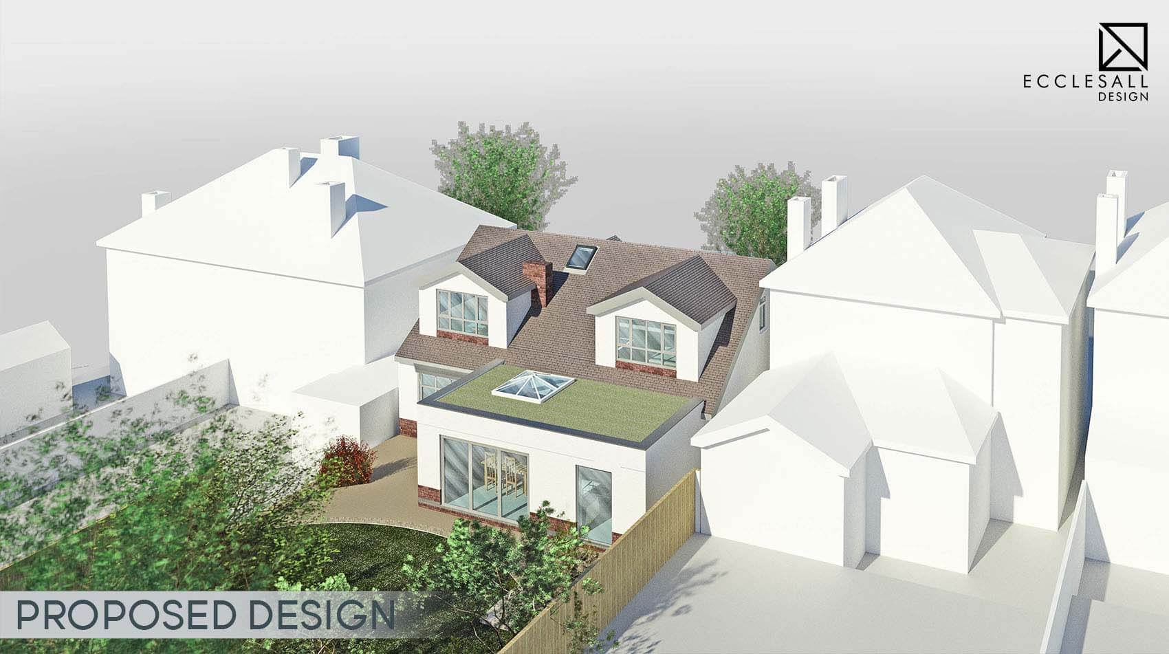 Sheffield Furniss House Renovation & Extension
