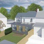Sheffield Greenoak House Extension & Remodelling
