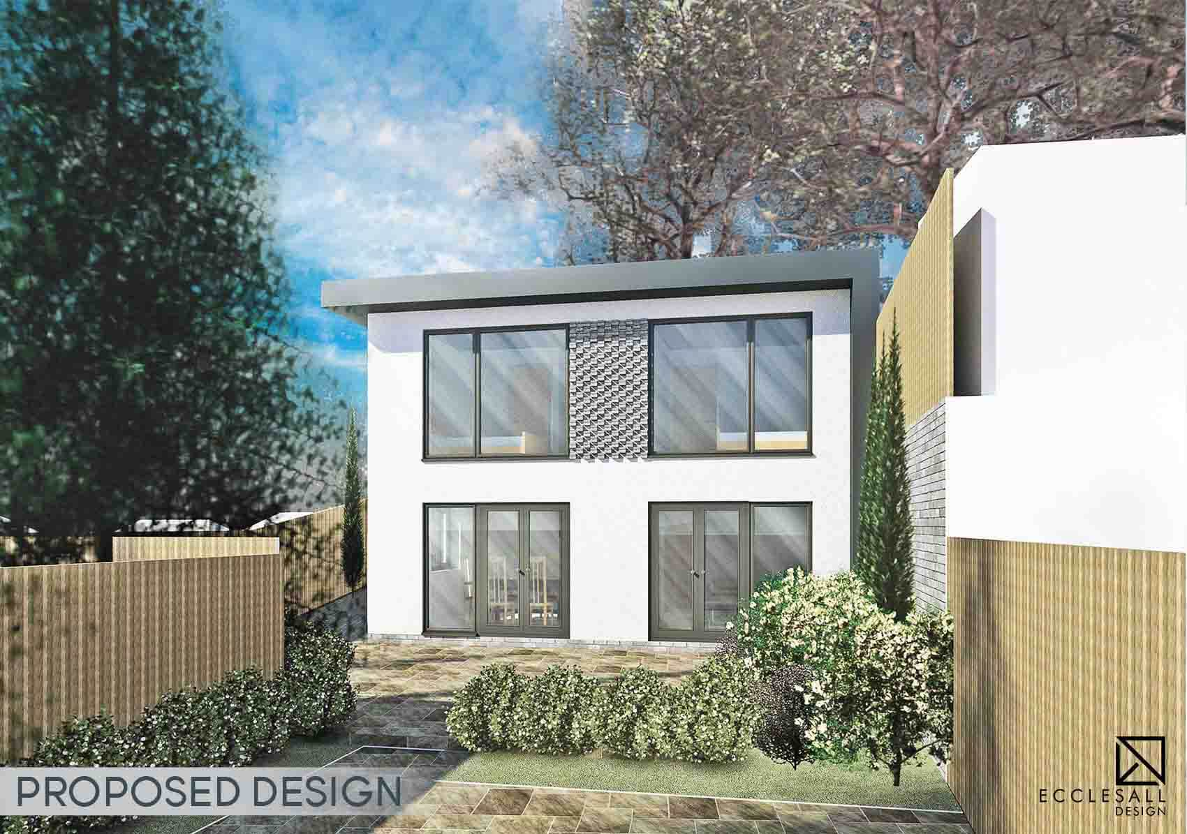 Why do people pay more for Ecclesall Design's unrivalled 3D full colour computer modelling drawings?