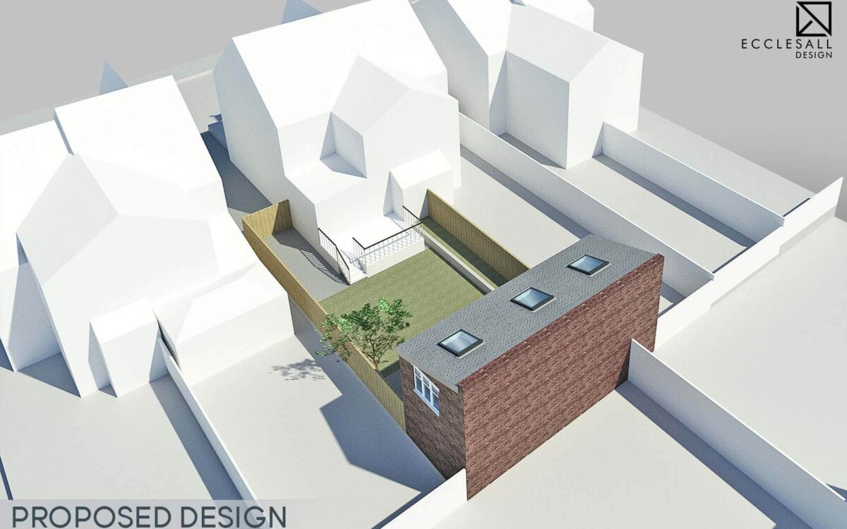 Sheffield Withens Coach House Architectural Design