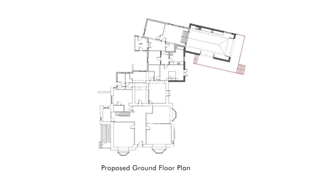 2D and 3D Drawings for House Extensions - Ecclesall Design