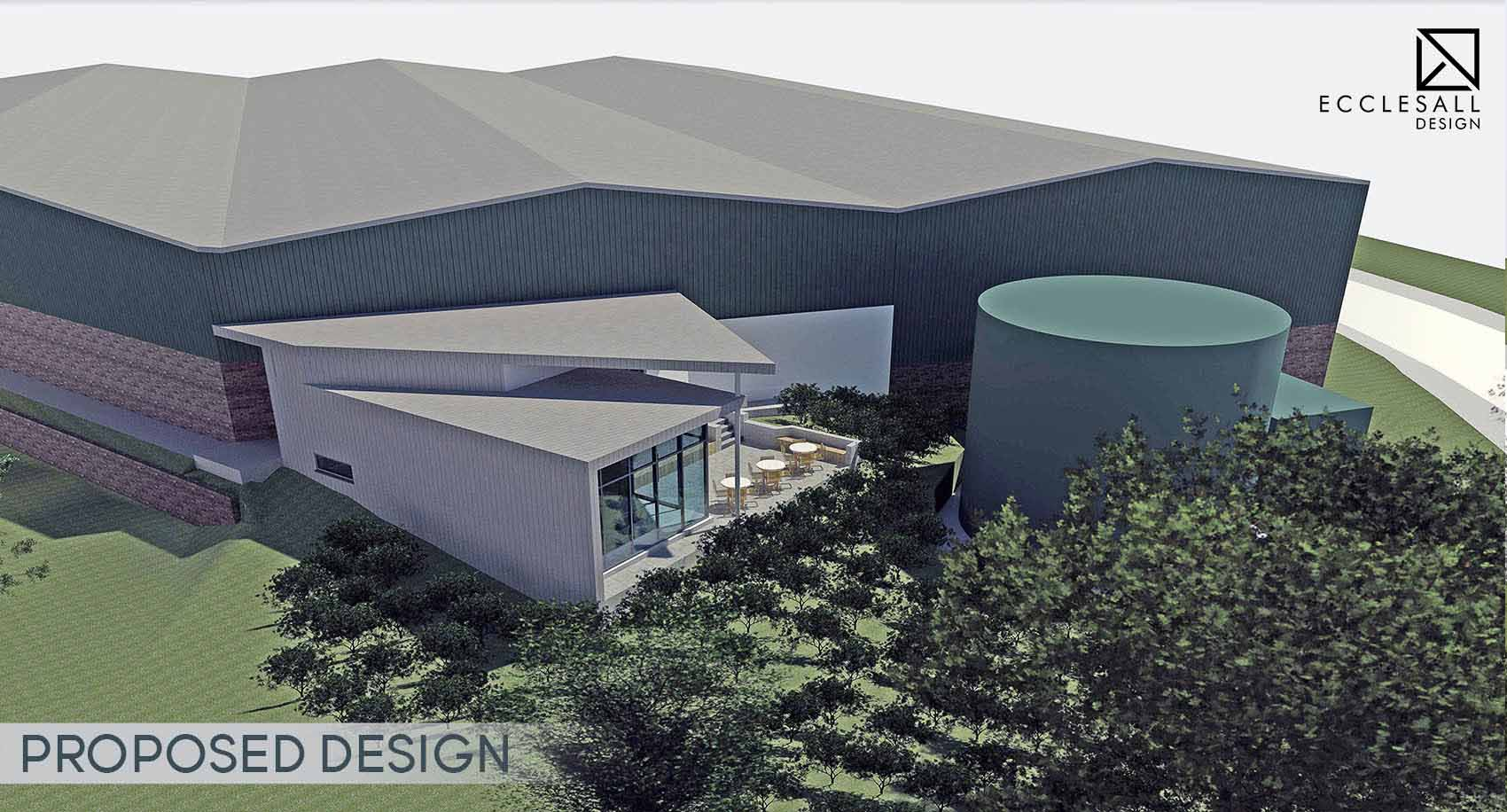 Commercial Architectural Project Services Ecclesall Design