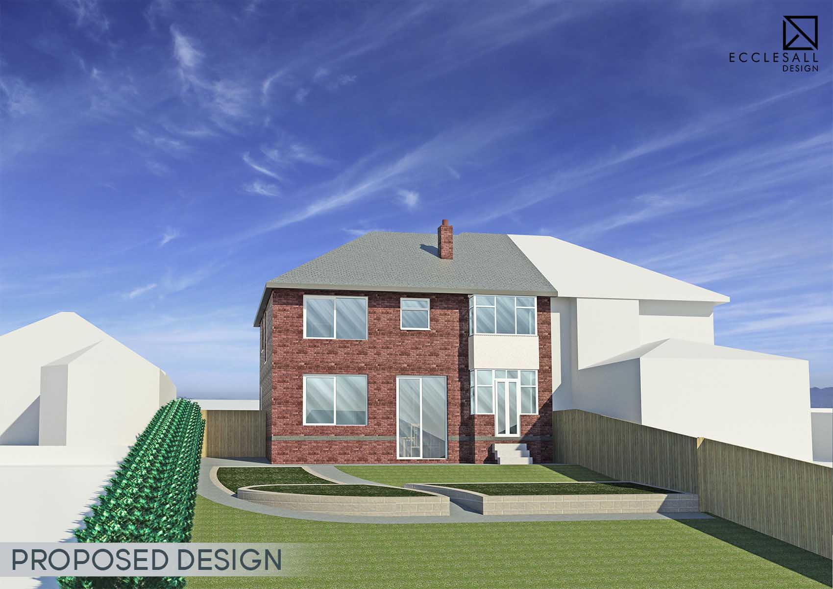 Architectural Insight House Extension Design