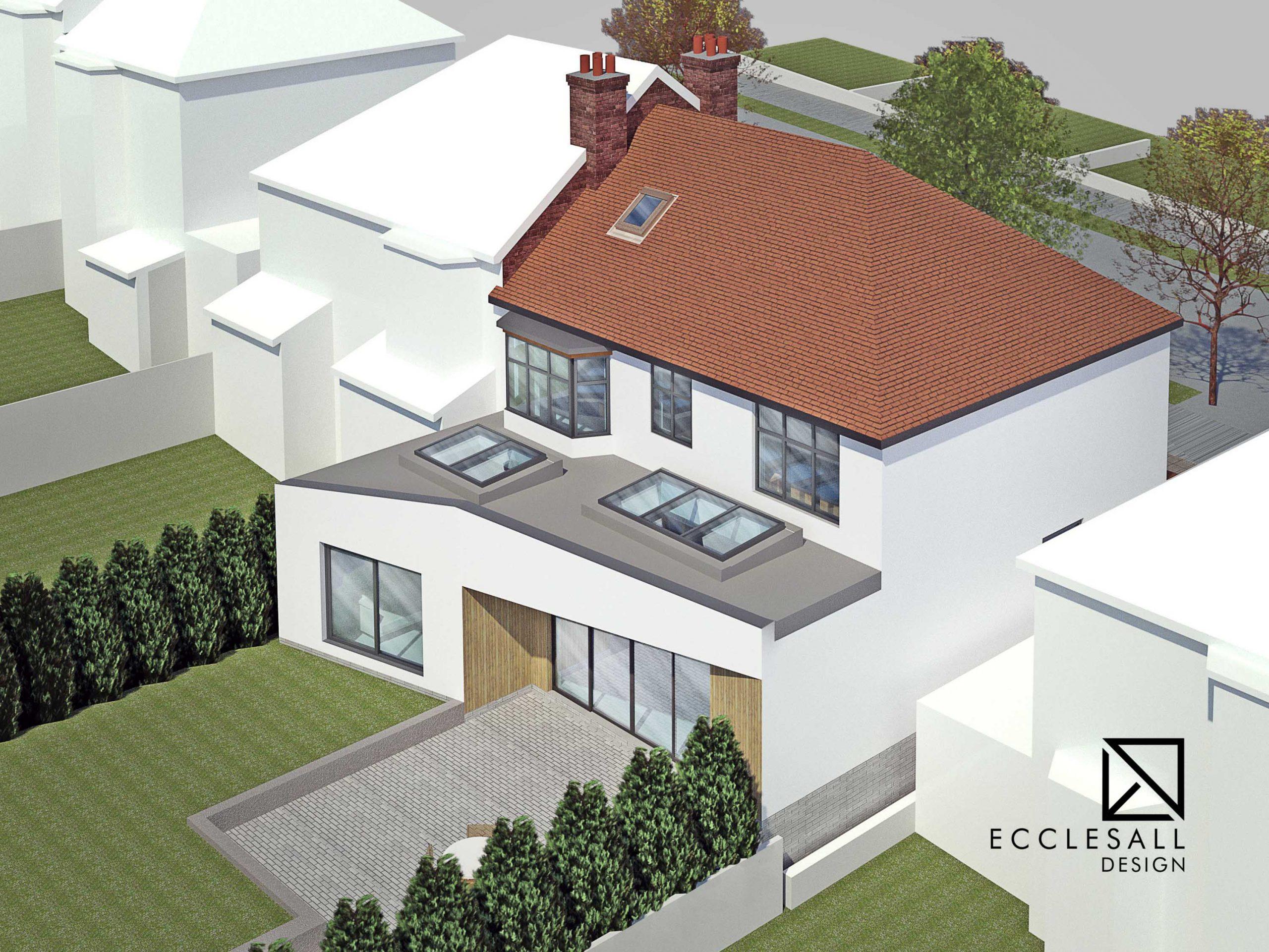 Building Extensions Sheffield Ecclesall Design