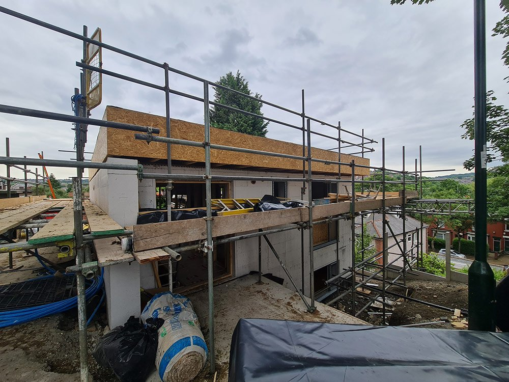 New Houses and House Extensions Building Regulations - Ecclesall Design