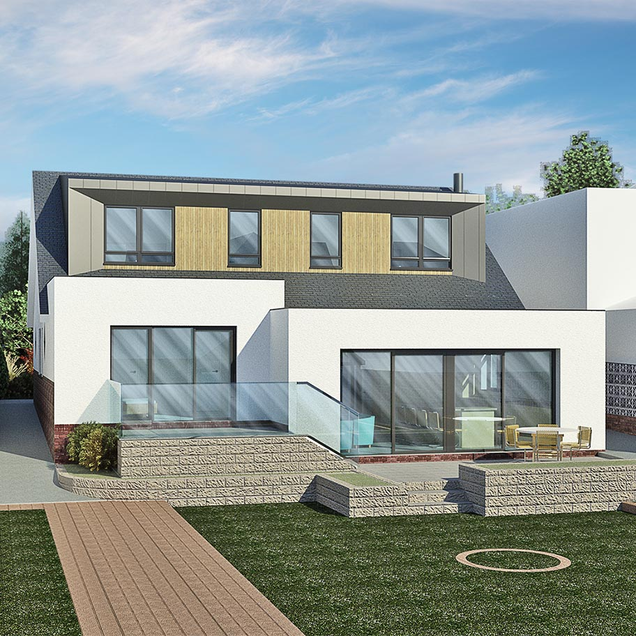 Alterations To External Property Appearance Ecclesall Design