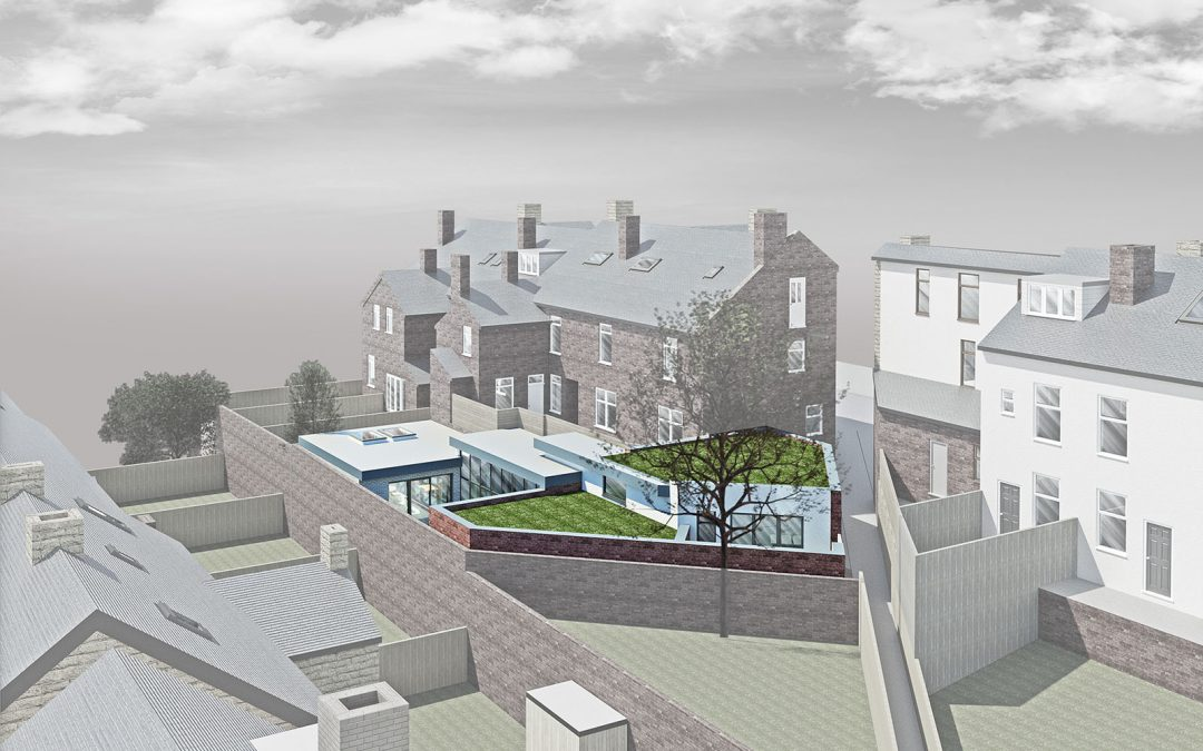Infill and backland development sites for new build houses